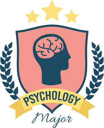 professors: Make a perfect gift every time with this design on clothing, framed embroidery and more for psychology professors, therapists, counselors and graduate students.