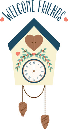 cuckoo clock: What a pretty cuckoo clock design.  Add this to home decor for a nice touch.