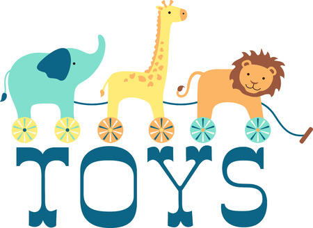 pull toy: Looking to add style to your babys nursery?  This design is perfect on nursery furniture and decor!