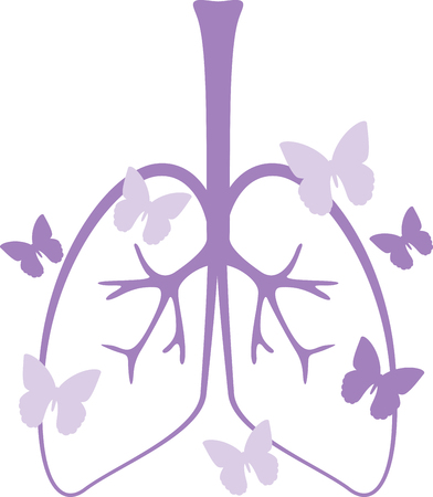 cf: Spread awareness of the fight to find a cure for cystic fibrosis all year round with this design on shirts, t-shirts, bags and more! Illustration