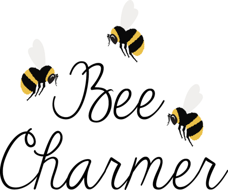 buzz: Buzz around in style with this bumble bee design. This will look great on t-shirts, banners, throw pillows, tote bags and more. Illustration