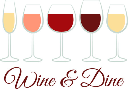 placemats: Show off your love of wine with this fun design. This will look great on aprons, banners, placemats, tote bags and more.