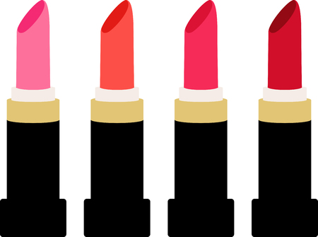 Girls of all ages will love this lipstick border design. This will look great on t-shirts, banners, cosmetic bags, throw pillows, tote bags and more.
