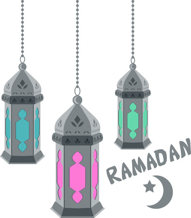 neat: Light up your project with this neat Bohemian Moroccan Lanterns design. This will look great on t-shirts, banners, throw pillows, tote bags and more. Illustration
