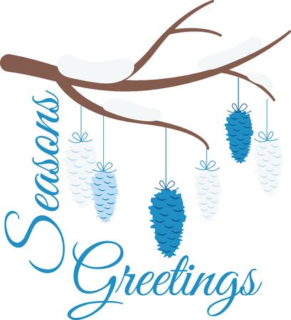 Dit gezellige winter ontwerp is perfect op giften, de winter accessoires, keukenlinnen, huis decor, vakantie kleding en nog veel meer!
