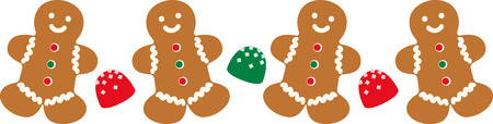 Put the cute in Christmas crafting with this design on kitchen linen, throw pillows, clothing and more.