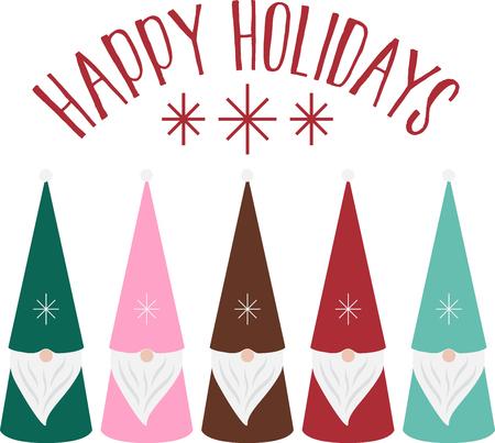 Scopri lo splendore del Natale con questo design su maglioni, felpe e altri progetti di vacanza! Archivio Fotografico - 63397192