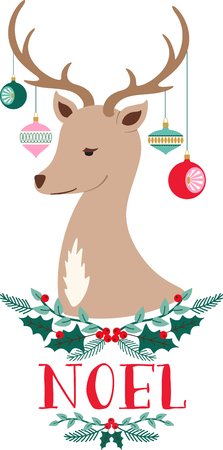 nosed: Its time for merriment because Santa Claus is coming again!  Spread Christmas cheer with the colorful design on pillows, wall hangings, totes and more!