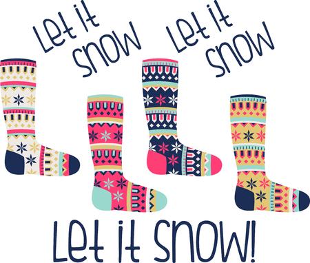 Entdecken Sie die Pracht von Weihnachten mit diesem Design auf Pullover, Sweatshirts und andere Ferienprojekte! Standard-Bild - 64188316