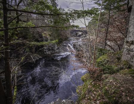 Scotland Highlands river