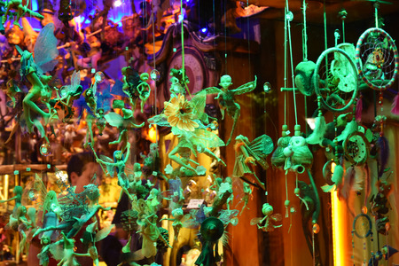 goblins: Forest goblins decorations souvenirs Stock Photo