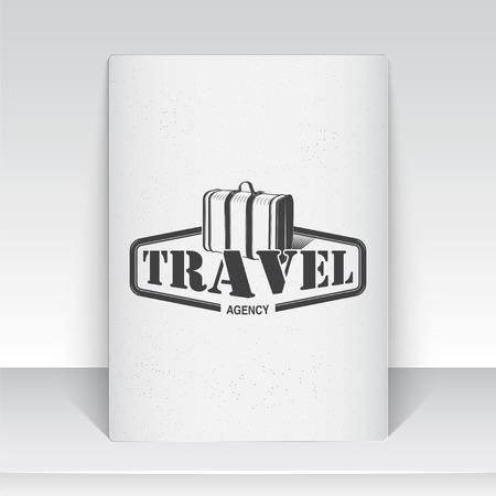establece el horario de verano. Agencia turística. Viajar alrededor del mundo. elementos detallados.