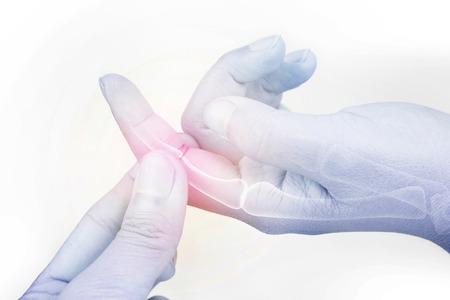 finger bone pain