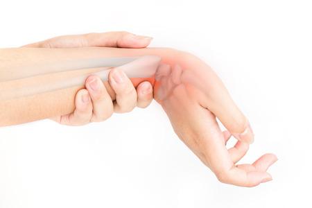 손목 부상