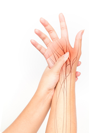 wrist nerve injury
