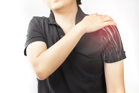 shoulder muscle injury