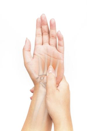 hand bone pain