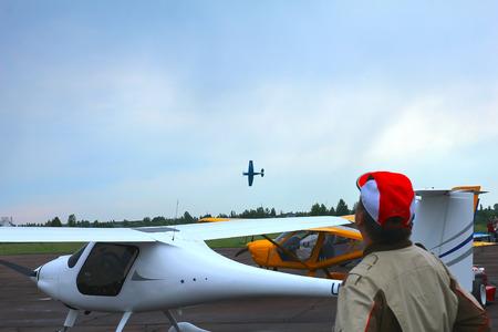 danger between two aircraft during flight aviation
