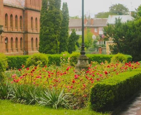 Chernivtsi National University, Residence of Bukovinian and Dalmatian Metropolitans, Chernivtsi, Ukraine.