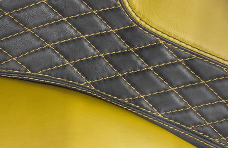 upholstery: Yellow upholstery