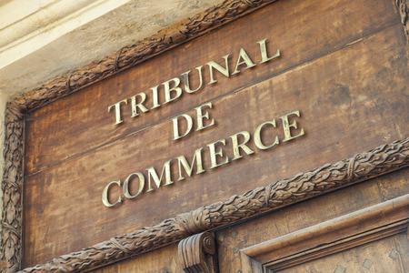 registrar: Commercial Court of Aix en Provence France Editorial