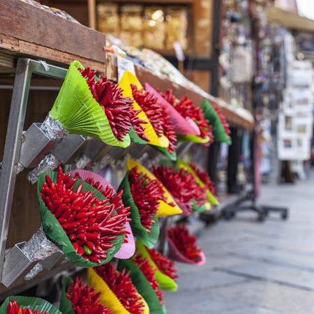 Pepper Bouquet in Venice
