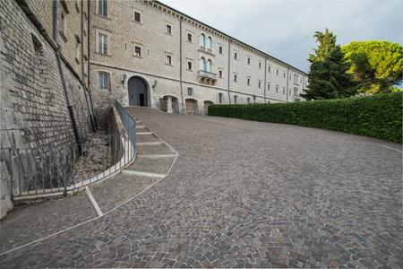 Montecassino Abbey, Ciociaria, Italy