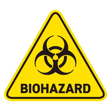 Biohazard Mark Warning