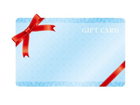 Gift card frame vector illustration 向量圖像