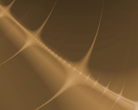 nuances: brown background with diagonal crossing