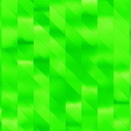 neon green: neon green metallic background diagonal pattern Stock Photo