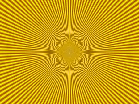 golden psychodelic background photo