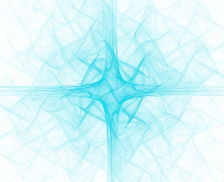 high res flame fractal forming a modern liturgical cross, keywords refer to use during church year Stock Photo - 1318731
