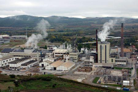 evaporarse: papermill y el reciclado en Sanguesa, Espa�a