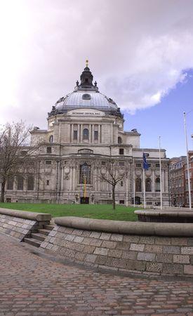 methodist: Methodist Central Hall in London, UK