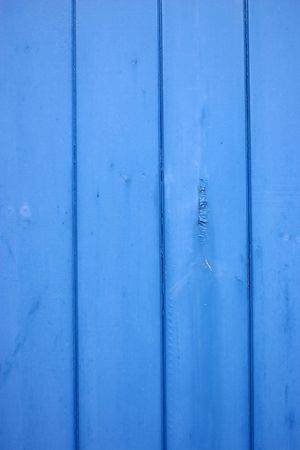 another variation to the never-ending stream of peeling paint images ;-) this time blue over wood Stock Photo - 2318242