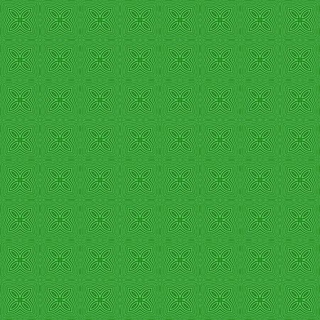 tillable: seamless tillable background with clovers for St.Paticks day