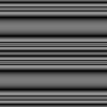 tillable: seamless tillable dark silver metallic background with stripes Stock Photo
