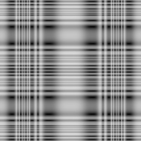 seamless tillable silver metallic tartan style background with stripes Stock Photo - 2528490