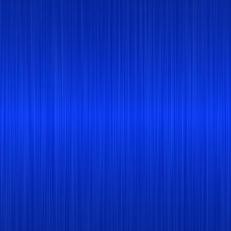 acier bross�?: bross� fond bleu m�tallique central mettre en �vidence  Banque d'images