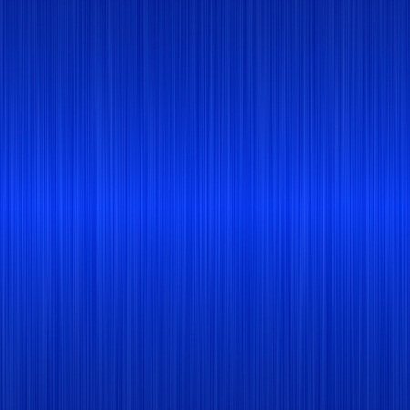 brushed blue metallic background with central highlight