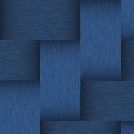 brushed dark blue metallic background with jeans look and colors photo