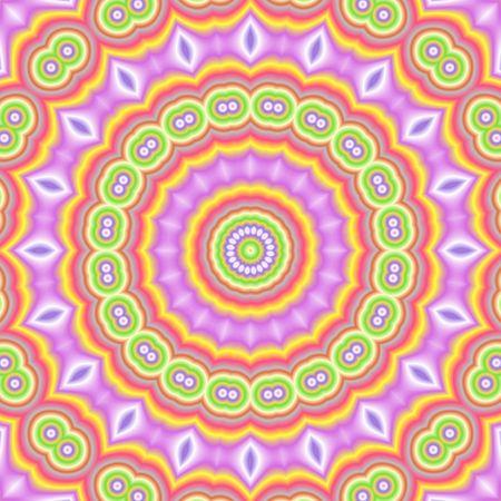 kaleidoscopic: kaleidoscopic popart colors
