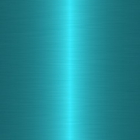 cromo: lineal se rozan con fondo azul turquesa central destacar  Foto de archivo