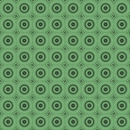 scaled: green scaled background tile with many abstract eyes