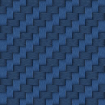 blue metallic background: seamless tileable brushed dark blue metallic background with jeans look and colors Stock Photo