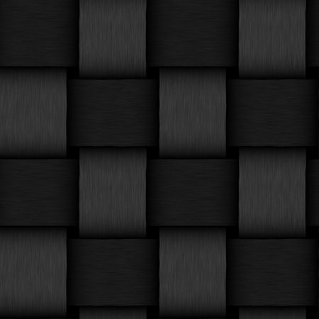 seamless tileable background tile with carbon fibre or checkboard look, very detailed Stock Photo - 3089922