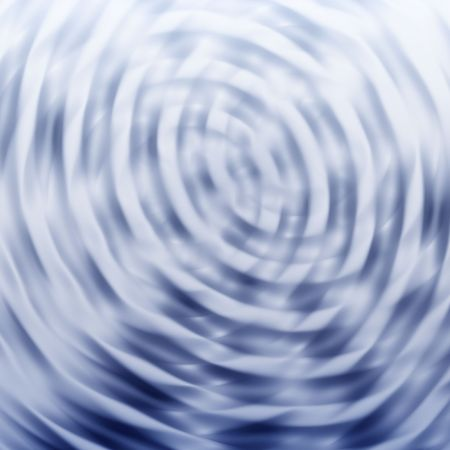 close-up of abstract water ripples photo