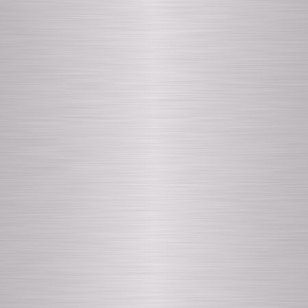 brushed light silver metallic background with central highlight   photo