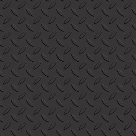 metalic: kleine dunkelgrau Diamant-Muster Lizenzfreie Bilder